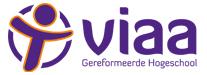 Logo VIAA Gereformeerde Hogeschool